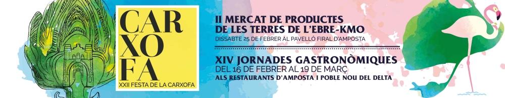 XXII Festa de la Carxofa. Amposta, 25 de febrer de 2017.