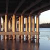 El pont de la N-340