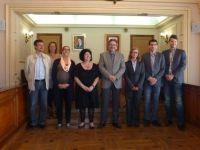 L'Ajuntament d'Amposta signa un conveni de col·laboració amb la Federació de Comerç