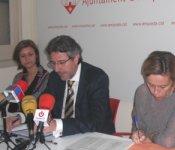 L'equip de govern de l'Ajuntament d'Amposta presenta un pressupost de 20 milions d'euros