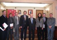 """Presentació de la campanya """"Oberts al català"""" a les Terres de l'Ebre"""