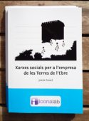 """Presentació del llibre """"Xarxes socials per a l'empresa  de les Terres de l'Ebre"""""""
