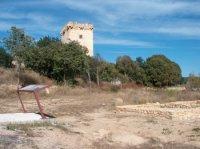 Celebració de la sisena edició de les visites guiades gratuites a la Vil·la i a la Torre de la Carrova amb motiu dels Dijous Jarder
