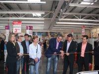 Hiper Europa s'instala al centre comercial Futuro Ciudad Amposta