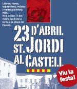 Diada de Sant Jordi al Castell
