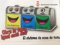 """L'Ajuntament d'Amposta inicia la campanya """"Obre la Tapa, igual està buit"""""""