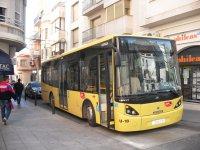 El bus urbà d'Amposta serà gratuït durant les festes