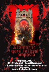 Amposta acull quatre dies de Festival dedicat al Cinema Fantàstic