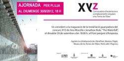 """(AJORNADA PER AL 30/9/2012 A LES 18 H)<BR>Inauguració de """"The Waterfall"""""""