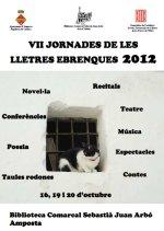 La Biblioteca Sebastià Juan Arbó inicia una setmana dedicada a les lletres ebrenques