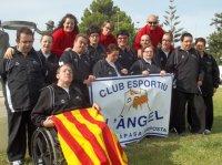 El Club Esportiu L'Angel APASA als Jocs Special Olymplics  de Catalunya 2012