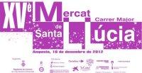 XV Mercat de Santa Llúcia
