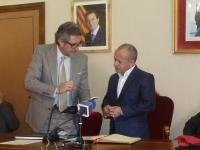 El ministre de salut de la República Dominicana visita Amposta
