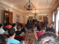 Els seleccionats per al programa Joves per l'Ocupació inicien la formació