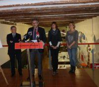 L'Escola d'Art i Disseny d'Amposta continuarà al recinte del Castell i ampliarà espais