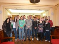 Les associacions de l'Hotel d'Entitats renoven la cessió dels locals