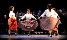 12 cançons catalanes, un espectacle de cant coral i dansa catalana