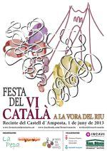 Festa del Vi Català a la Vora del Riu
