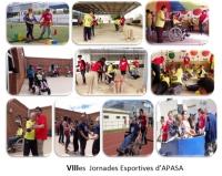 VIIIes. Jornades Esportives d'Apasa
