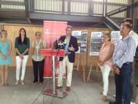 L'alcalde d'Amposta presenta la residència d'avis com a prioritat en la segona part de la legislatura