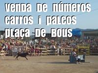 Dilluns es posen a la venda els carros i palcos per la plaça de bous de Festes Majors