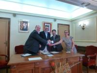 PIMEC Comerç Tarragona i l'Ajuntament d'Amposta col·laboren per potenciar el comerç urbà i de proximitat del municipi
