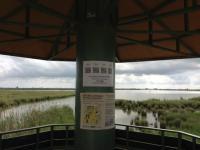L'oficina de turisme d'Amposta ha implementat codis QR als recursos turístics del municipi.