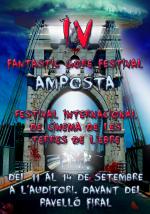 IV FANTÀSTIC GORE FESTIVAL AMPOSTA