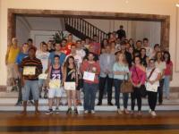 La seixantena de participants a Joves per l´Ocupació reben els certificats de la seva formació complementària