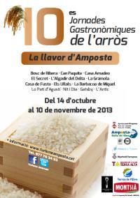 Les desenes Jornades Gastronòmiques de l'Arròs es presenten a Calella