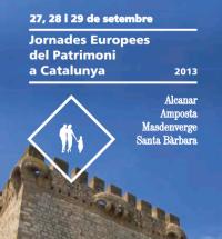 JORNADES EUROPEES DE PATRIMONI 2013 A LA XARXA EBRE NATURA&CULTURA