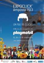"""EXPOCLICK' AMPOSTA 2013 """"Un riu de Clicks"""""""