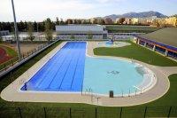 La regidoria d'esports busca una sortida al conflicte entre l'empresa gestora de la piscina i els seus treballadors