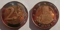 Monedes de 2 euros falses
