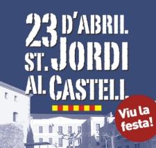 23 D´ABRIL SANT JORDI AL CASTELL