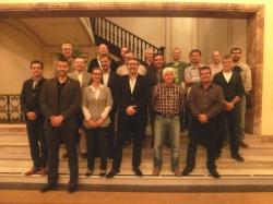 Set clubs esportius d'Amposta signen els convenis anuals amb l'Ajuntament d'Amposta