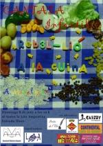 """L'Associació de Voluntaris d'Amposta i la Lira Ampostina organitzen la cantata """"Rebel·lió de la cuina"""""""
