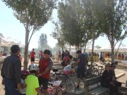 L'Oficina de Turisme d'Amposta tanca un mes de maig de bicicletades amb gran participació