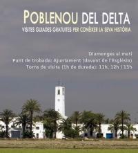 Nou producte turístic basat en l'arquitectura i la història de Poblenou del Delta