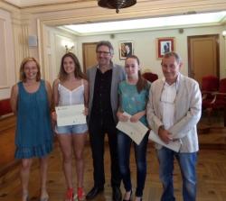 """Un treball sobre els """"curanderos"""" al Montsià i Baix Ebre guanya el VII Premi de Recerca de Batxillerat Ciutat d'Amposta"""