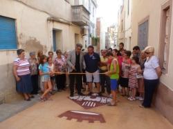 Finalitzen les obres de rehabilitació de tres dels principals carrers del casc antic