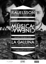 El Centre d'Art Lo Pati i el col•lectiu La Garba presenten una tarda nit amb música i cinema del territori