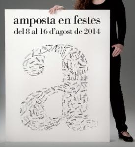 PROGRAMA DE FESTES MAJORS AMPOSTA 2014