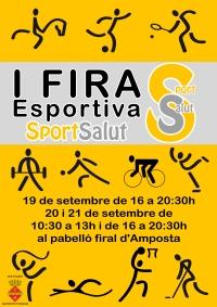 1a Fira Esportiva SportSalut