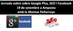 Jornada sobre Google Plus, SEO i Facebook