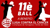 11è BALL A BENEFICI LLIGA CONTRA EL CÀNCER