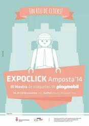 ExpoClick 2014. III Mostra de maquetes de Playmobil