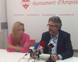 L'Ajuntament d'Amposta reclama a l'Estat les inversions en cinc projectes prioritaris per al municipi i la comarca