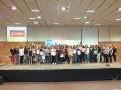 Acte d´entrega de diplomes i certificats del programa Joves per l´Ocupació
