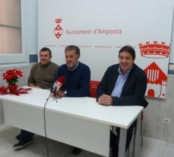 L'Ajuntament d'Amposta formalitza l'activitat del circuit de motocross i en fa la cessió al Motoclub Amposta